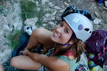 Rock Climbing Photo: At Violince Wall in Last Chance