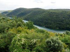 Rock Climbing Photo: Limski Kanal