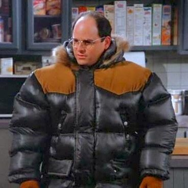 It's Gore-Tex. You know about Gore-Tex?