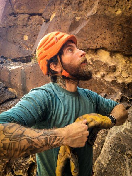 Rock Climbing Photo: fun in red rocks