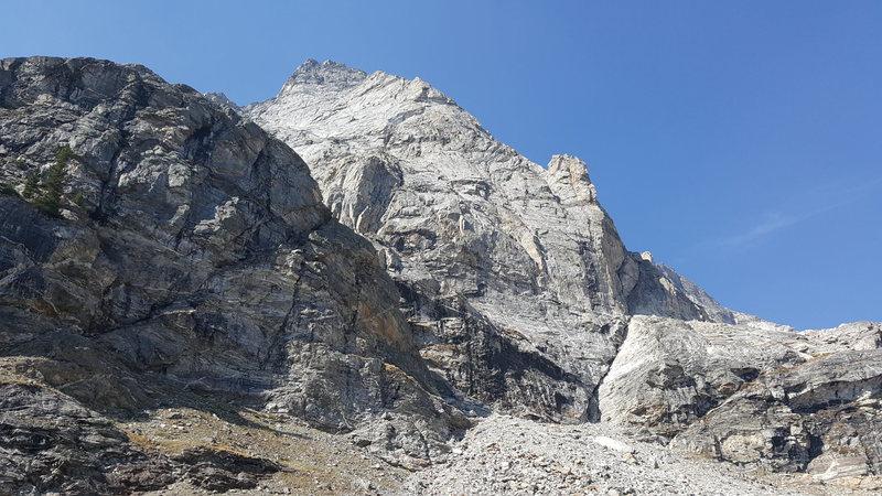 Rock Climbing Photo: Sky Pilot