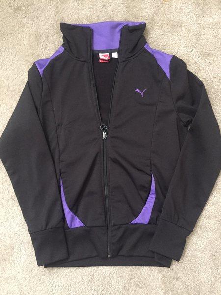 XS puma jacket