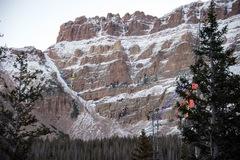 Rock Climbing Photo: Hayden Ice
