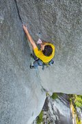 Rock Climbing Photo: Medium nuts go in nice on The Shadow photo by Dan ...