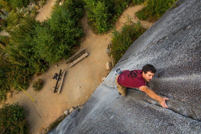 Rock Climbing Photo: Crime of the Century photo by Dan Krauss