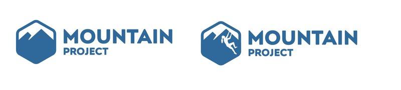 Rock Climbing Photo: Logo options