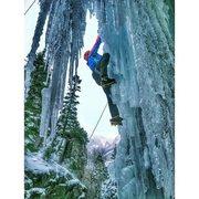 Rock Climbing Photo: here...