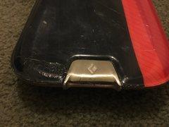 Tail laminate repair
