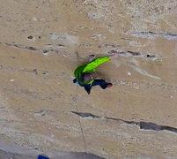 Rock Climbing Photo: Gorilla Wall 10c