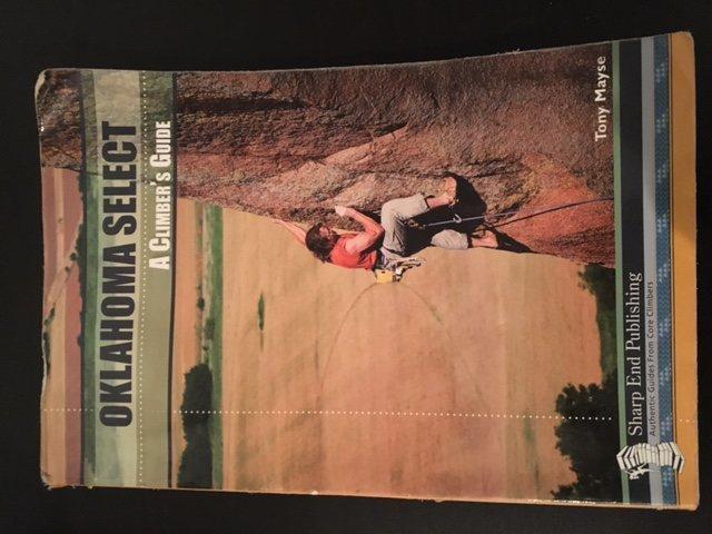 Rock Climbing Photo: Oklahoma Select by Tony Mayse heavy use: 10$