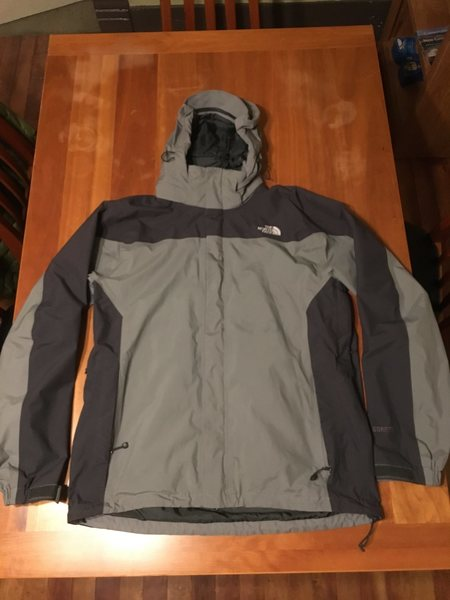TNF Mountain Triclimate Jacket (outer shell only), L