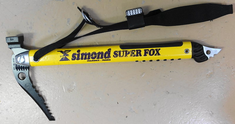 Simond ice tool