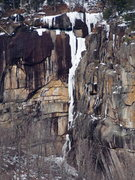 Rock Climbing Photo: Way in the Wilderness - telephoto from the Kanc