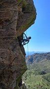Rock Climbing Photo: Boot Hill
