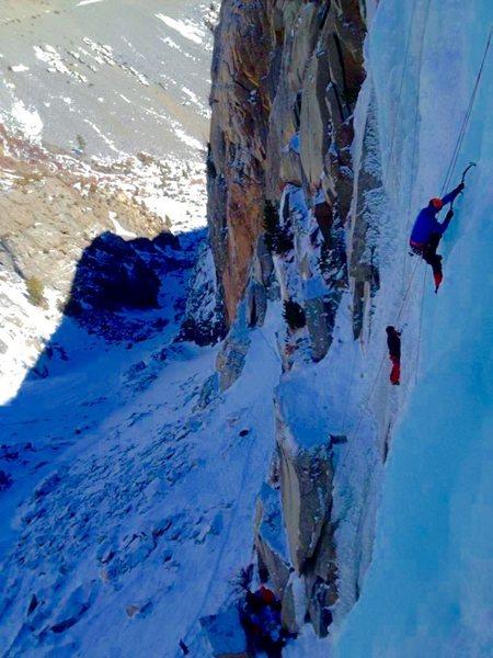 Rock Climbing Photo: Fatty Chouinard!!!!