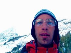 Rock Climbing Photo: Alpine Goober!!
