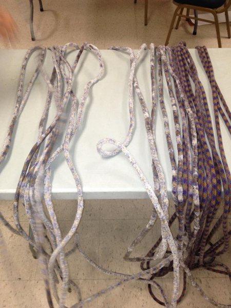 Frozen rope!!