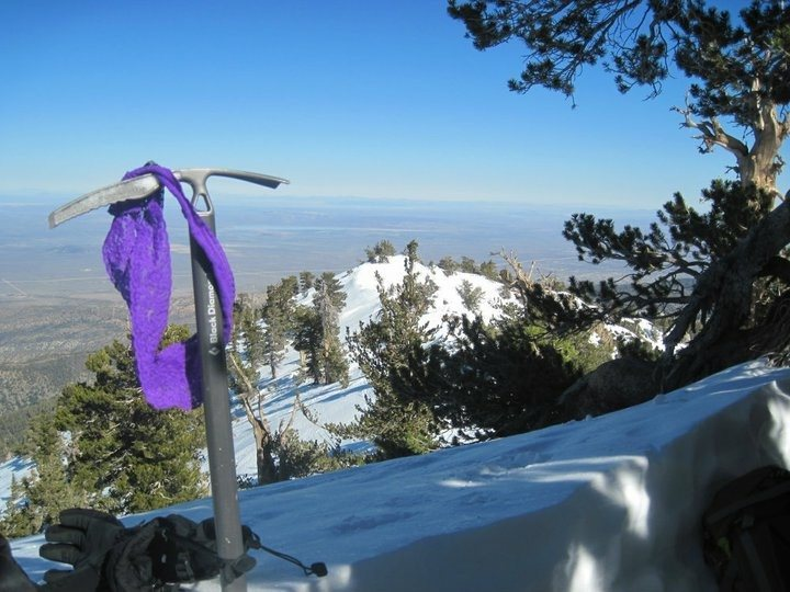 Panties on the summit Panties on the summit!!