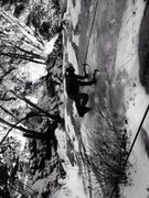 Rock Climbing Photo: So Cal Mysto Ice!!
