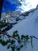 Rock Climbing Photo: Tahquitz BC Alpine!!