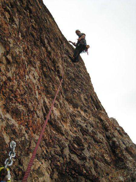 Very unique & sharp rock