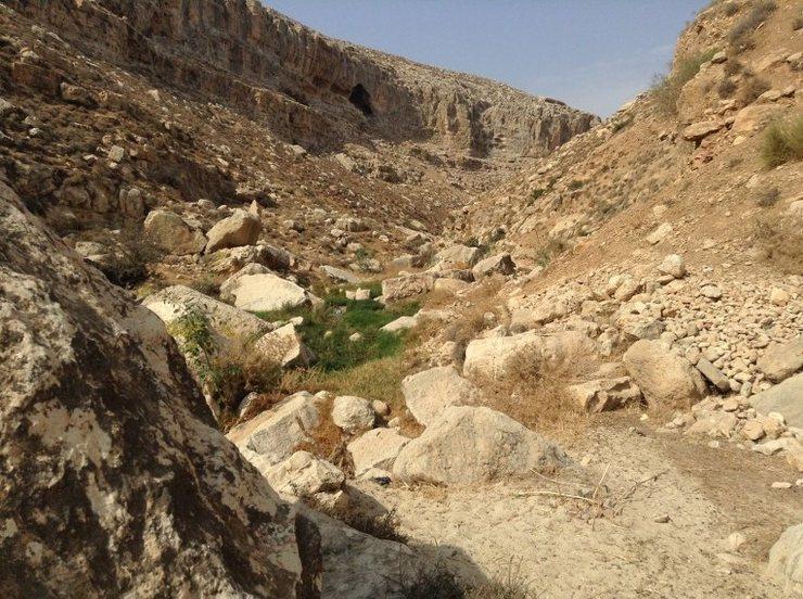 Michmash crags