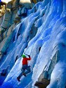 Rock Climbing Photo: Late season sketch!!!