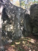 Rock Climbing Photo: The Knife Wall at Cunningham Falls Area Catoctin M...