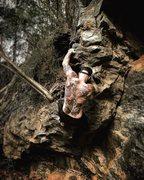 Rock Climbing Photo: Send it