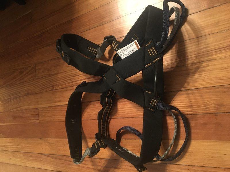 big wall gear sling