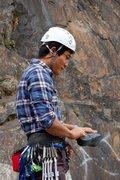 Rock Climbing Photo: Safe Harbor
