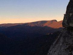 Rock Climbing Photo: Good old NC