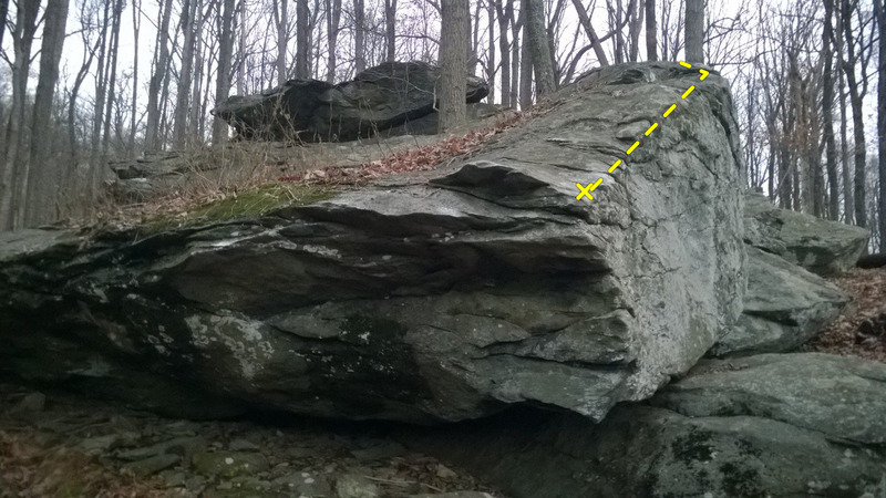 Atlas Sharted (Shartreuse Boulder)