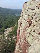 Rock Climbing Photo: I will always love this climb!