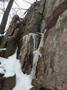 Rock Climbing Photo: We still went trad climbing..