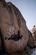 "Rock Climbing Photo: Cycling up Black Mountain's ""Tour de Fran..."