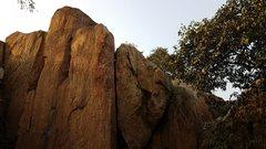 Rock Climbing Photo: A new climbing spot in Delhi