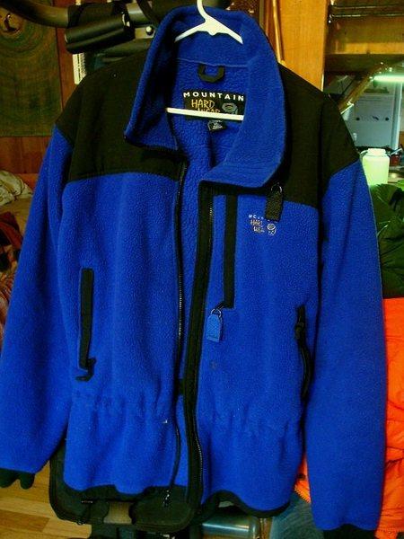 Mountain Hardwear Fleece - XL