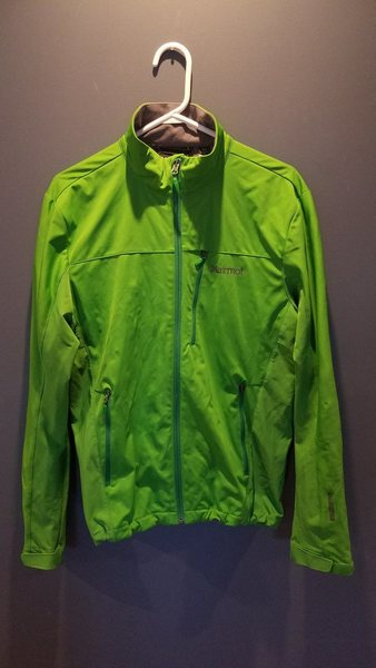 Marmot Mens Leadville Softshell Jacket Medium 80$<br> Brand New tags on<br>