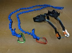 Rock Climbing Photo: Leashes