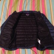 Down Sweater Size Small