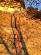 Rock Climbing Photo: Fowl Chatter