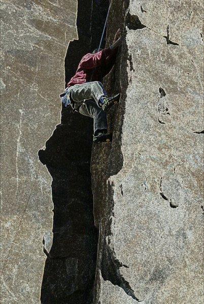 Climbing Skull & X