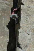 Rock Climbing Photo: Climbing Skull & X