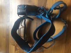 Rock Climbing Photo: BD aspect harness medium; $40