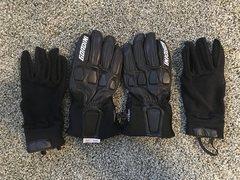Rock Climbing Photo: Gloves 2