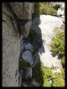 Rock Climbing Photo: The direct variation is way better. pic looking do...