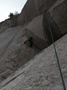 Rock Climbing Photo: Excellent option for a second pitch to the Green A...