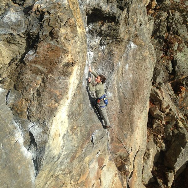 Leading Gold Digger, 5.8+