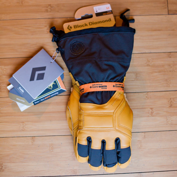 Rock Climbing Photo: Guide Gloves